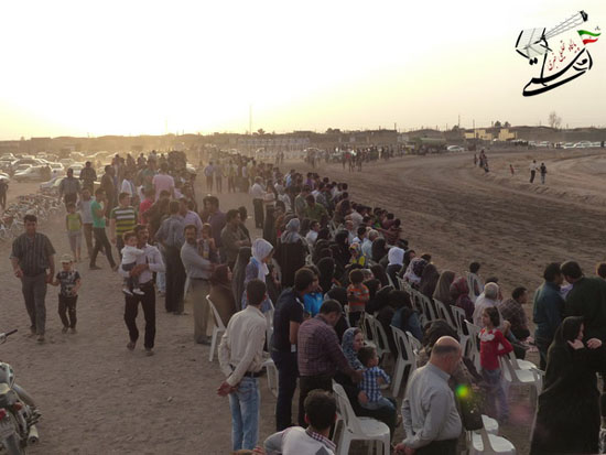 برگزاری مسابقات کورس سوارکاری بهاره ۹۳ در رفسنجان (9)