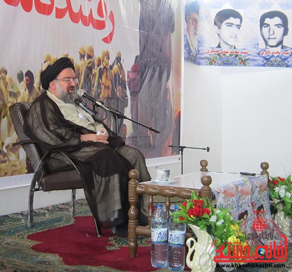 حجت الاسلام خاتمی نماینده مردم کرمان در مجلس خبرگان5