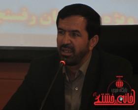 حمید ملانوری فرماندار رفسنجان