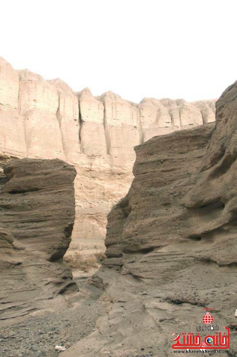 دره راگه  یکی از منحصربفرد ترین دره های کشور در رفسنجان-خانه خشتی.jpg (10)