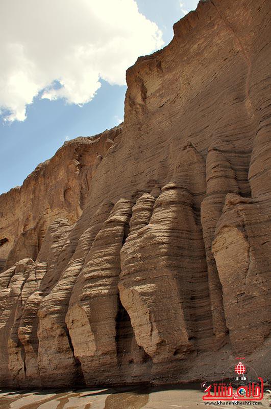 دره راگه  یکی از منحصربفرد ترین دره های کشور در رفسنجان-خانه خشتی.jpg (3)