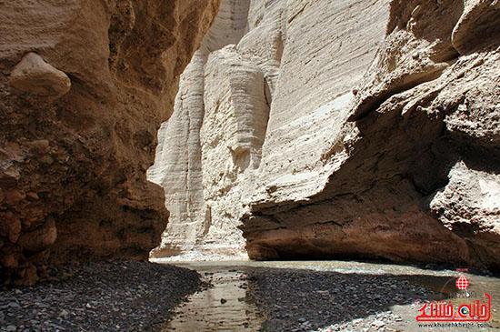 دره راگه  یکی از منحصربفرد ترین دره های کشور در رفسنجان-خانه خشتی.jpg (5)