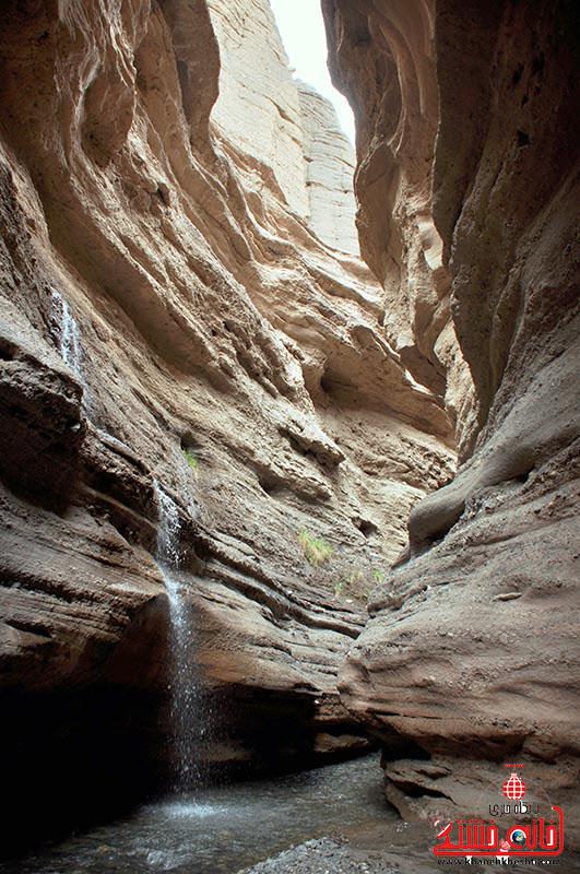 دره راگه یکی از منحصربفرد ترین دره های کشور در رفسنجان