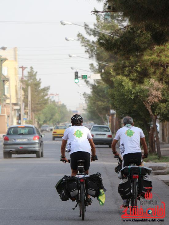 حامیان یوزپلنگ ایرانی در رفسنجان