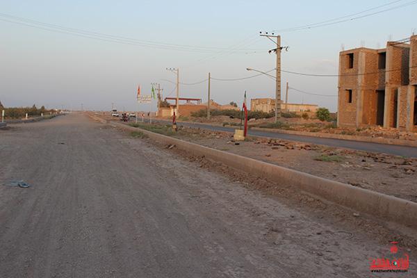 روستای احمدآباد رضوی رفسنجان2