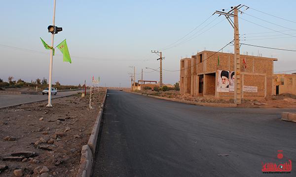 روستای احمدآباد رضوی رفسنجان5