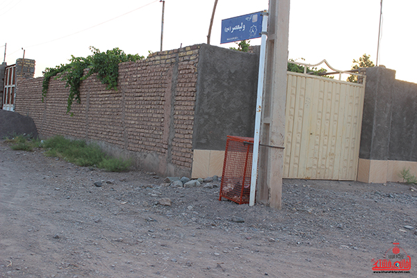 روستای احمدآباد رضوی رفسنجان9