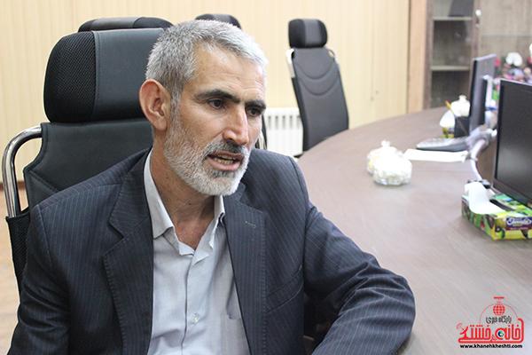 اجرای برنامه های فرهنگی ورزشی، اولویت شورای اسلامی شهر رفسنجان