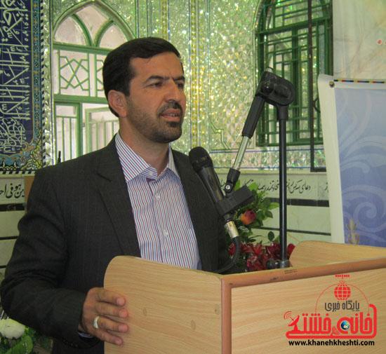 رشد و توسعه دهستان رضوان نیازمند اتحاد و همدلی مسئولین است