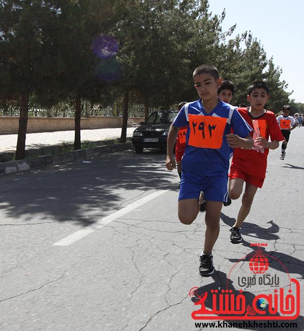 مسابقات دو صحرانوردی رفسنجان