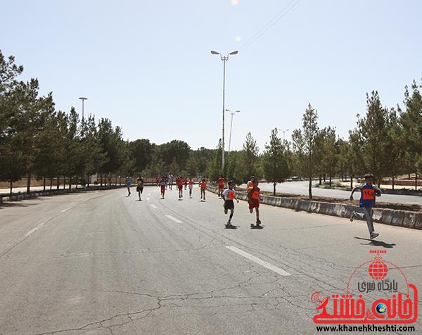 مسابقات دو صحرانوردی رفسنجان1