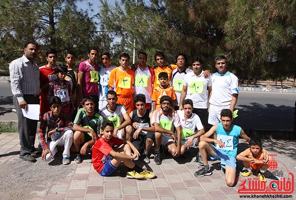 مسابقات دو صحرانوردی رفسنجان11