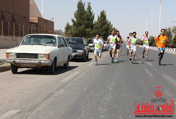مسابقات دو صحرانوردی رفسنجان4