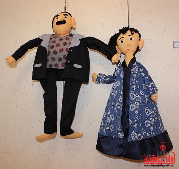 نمایشگاه عروسک ها در رفسنجان8