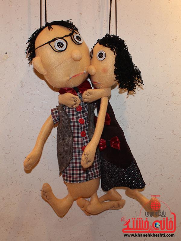 10نمایشگاه عروسک ها در رفسنجان