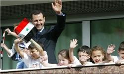 بشار اسد با کسب بیش از ۸۸ درصد آرا پیروز انتخابات شد