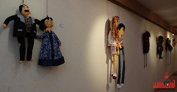 16نمایشگاه عروسک ها در رفسنجان