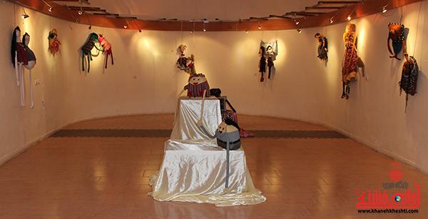 17نمایشگاه عروسک ها در رفسنجان