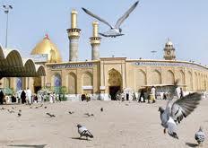 110 خشت از 5 هزار خشت طلای سهم رفسنجان از ساخت گنبد امام حسین(ع) اهدا گردیده است