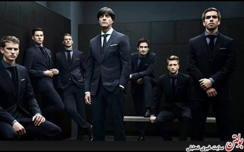 خوشتیپ ترین تیم جام جهانی ۲۰۱۴ +عکس