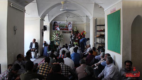 33روستای احمدآباد رضوی رفسنجان