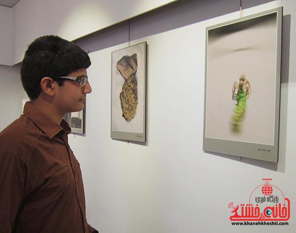7افتتاحیه نمایشگاه عکس بمناسیت هفته فیلم و عکس