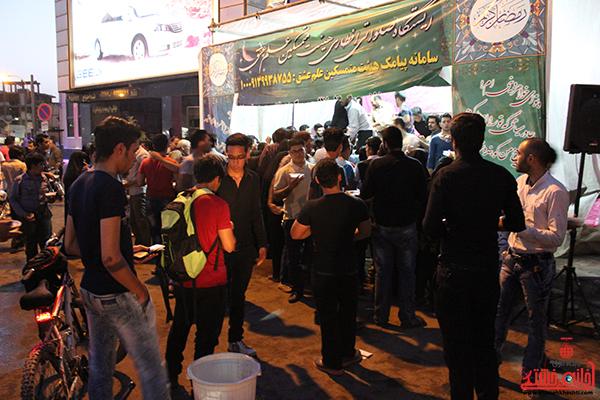 افطاری ماه مبارک رمضان در رفسنجان1