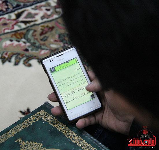برگزاری سومین شب قدر در مساجد رفسنجان) (10)