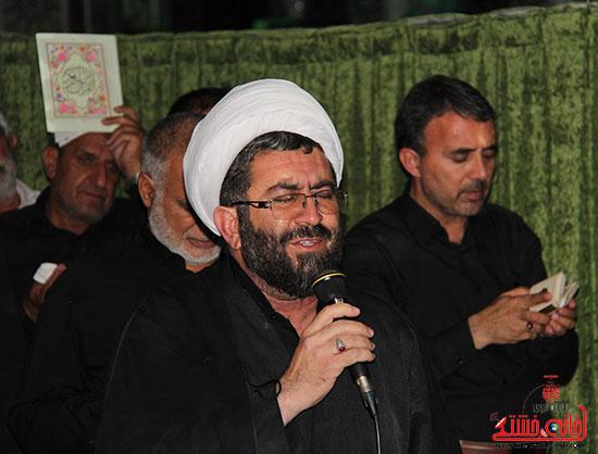 برگزاری سومین شب قدر در مساجد رفسنجان  (5)