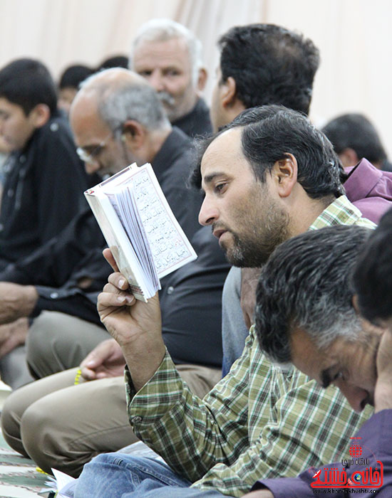 برگزاری سومین شب قدر در مساجد رفسنجان) (5)