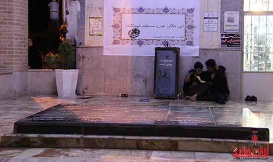 برگزاری سومین شب قدر در مساجد رفسنجان) (9)