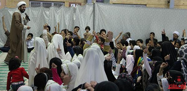 جشن روزه اولی ها در رفسنجان4