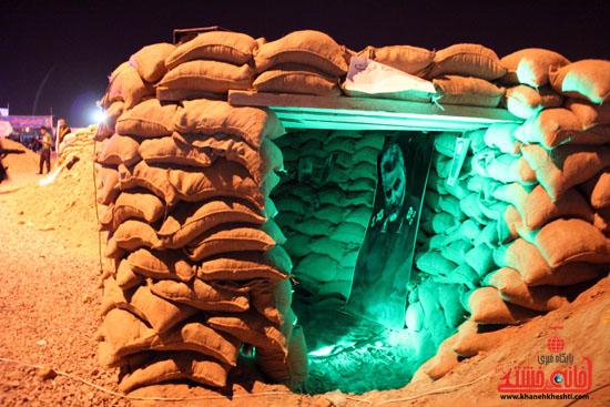 حاشیه مراسم احیاء شب بیست و یکم ماه مبارک رمضان در رفسنجان (12)