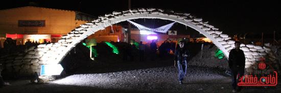 حاشیه مراسم احیاء شب بیست و یکم ماه مبارک رمضان در رفسنجان (13)