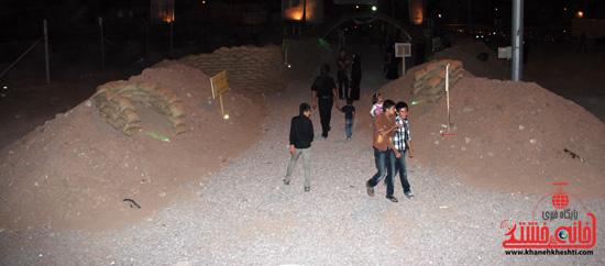 حاشیه مراسم احیاء شب بیست و یکم ماه مبارک رمضان در رفسنجان (15)