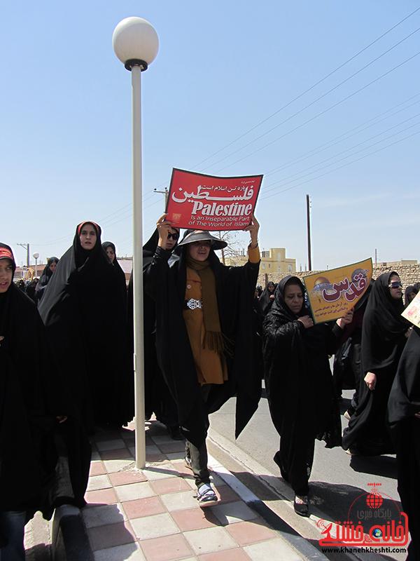 راهپیمایی روز جهانی قدس در رفسنجان18
