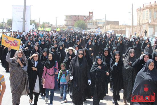 راهپیمایی روز قدس رفسنجان 5