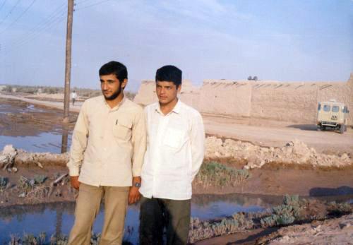 شهید حسین علی نقی زاده-رفسنجان-خانه خشتی (2)
