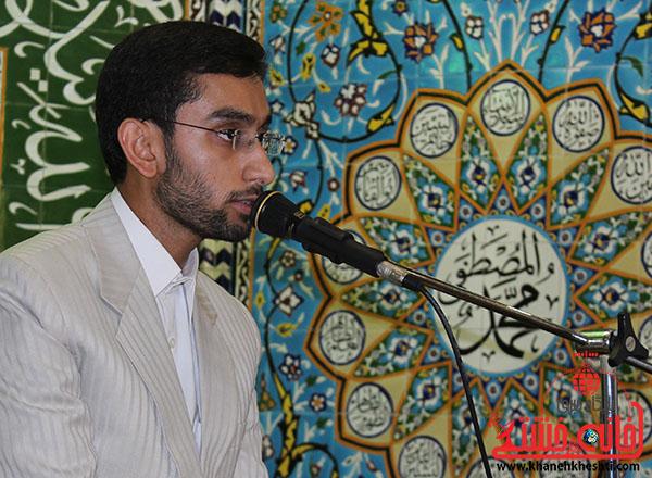 علی رضازاده حافظ کل قرآن