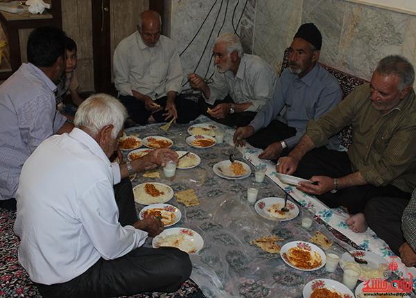مراسم افطاری ماه مبارک رمضان2