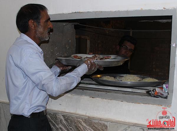 مراسم افطاری ماه مبارک رمضان4