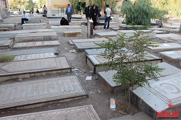 مزار عباس آباد رفسنجان. پایگاه اطلاع رسانی خانه خشتی11
