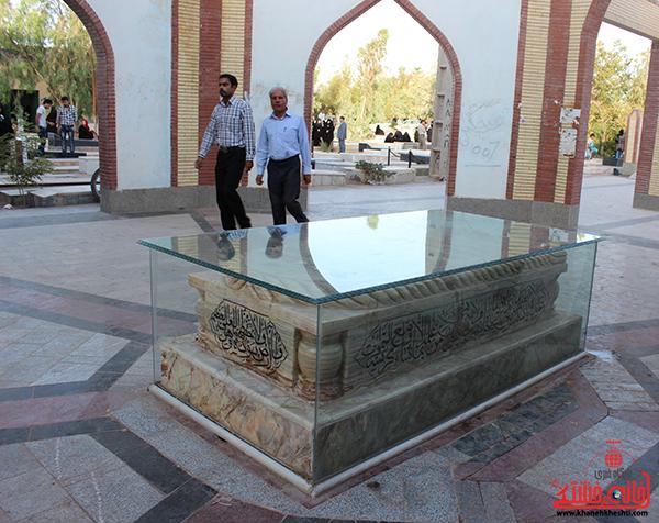 مزار عباس آباد رفسنجان. پایگاه اطلاع رسانی خانه خشتی12