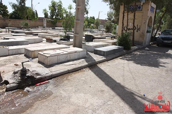 مزار عباس آباد رفسنجان. پایگاه اطلاع رسانی خانه خشتی14