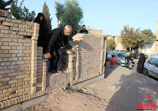 مزار عباس آباد رفسنجان. پایگاه اطلاع رسانی خانه خشتی32