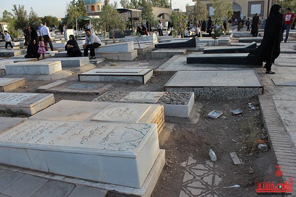 مزار عباس آباد رفسنجان. پایگاه اطلاع رسانی خانه خشتی9
