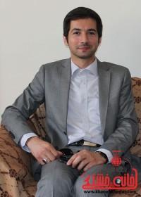 نجم الدین شریعتی در رفسنجان1