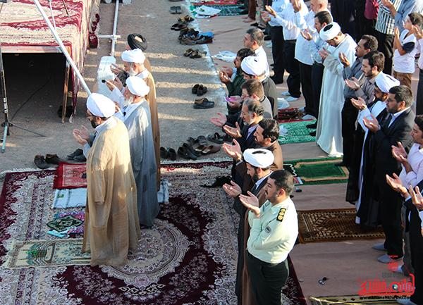 نماز عید فطر در مصلا امام خامنه ای رفسنجان20