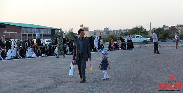 نماز عید فطر در مصلا رفسنجان5