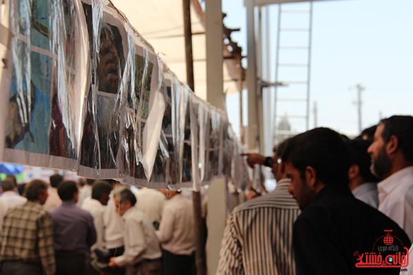 نمایشگاه عکس روز جهانی قدس در رفسنجان5